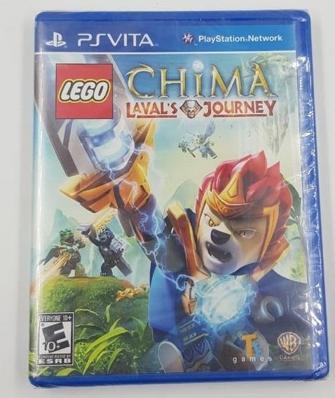 Chima Laval´s Journey Lego Psvita