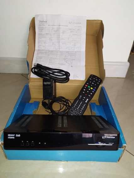 Decodificador Movistar Tv Hd