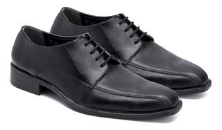 Zapatos Vestir Con Cinto Y Costuras En Punta Hombre Import