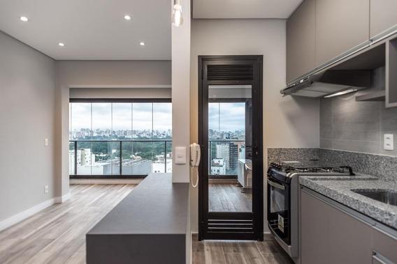 Apartamento Em Vila Nova Conceição, São Paulo/sp De 57m² 1 Quartos Para Locação R$ 6.136,00/mes - Ap270600