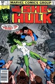 Marvel The Savage She-hulk - Volume 11