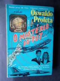 Livro O Mistério Do 707