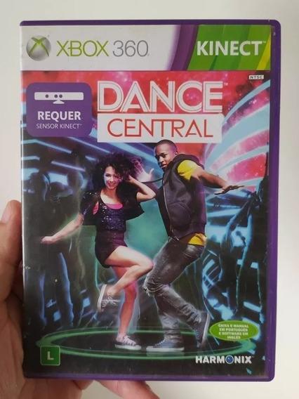 Jogo Dance Central 1 Original Em Mídia Física Para Xbox 360