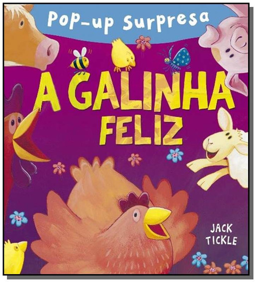 Galinha Feliz, A - Pop-up