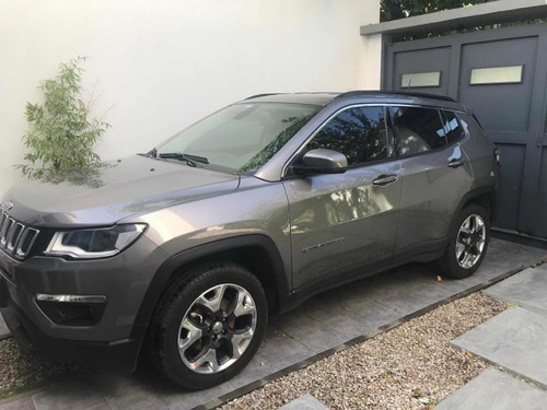 Jeep Compass 2.4 Longitude 2019