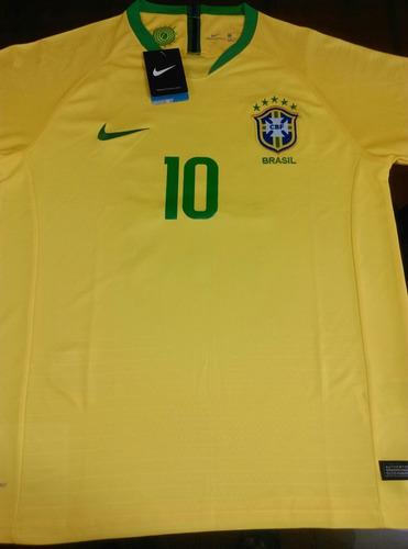 Camiseta De La Seleccion Brasileña