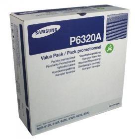 Toner Samsung Negro P6320a Original Dual Pack P/6120 6320
