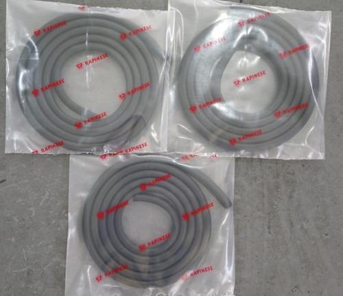 Burletes Vw Gol 3p 03 Kit 2 Puertas + Baul Premium Rapinese