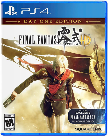 Ps4 - Final Fantasy Type-0