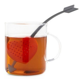 Dci Valentine Tea To My Heart Silicone Tea Infuser