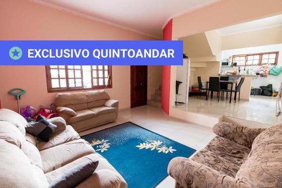 Casa Com 3 Dormitórios E 2 Garagens - Id: 892987655 - 287655