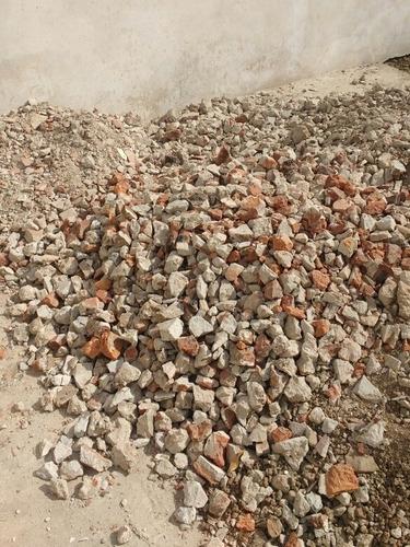 Escombro Picado En Bolsa Para Contrapiso
