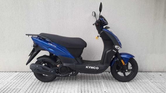 Kymco Agility 125 5000km Excelente Estado En Brm !!!