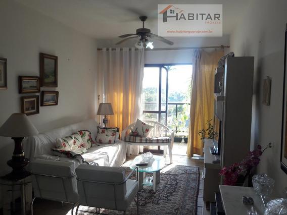 Apartamento A Venda No Bairro Enseada Em Guarujá - Sp. - 856-1