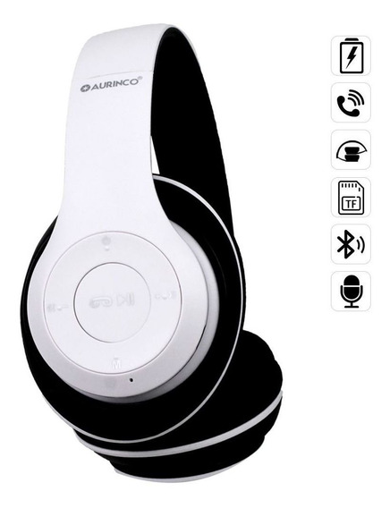 Fone De Ouvido Headset Bluetooth Wireless