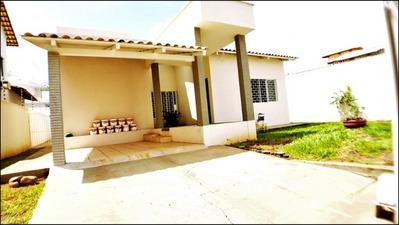 Casa Em Plano Diretor Sul, Palmas/to De 160m² 3 Quartos Para Locação R$ 3.000,00/mes - Ca120079