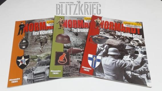 Livros Normandy Segunda Guerra Ww2