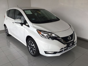 Nissan Note 1.6 Sr At Cvt 2018