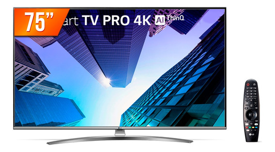Smart Tv Led Pro 75