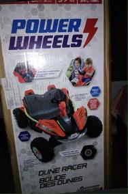 Carro De Juguete Para Niño Power Wheels Dunes Fischer Price