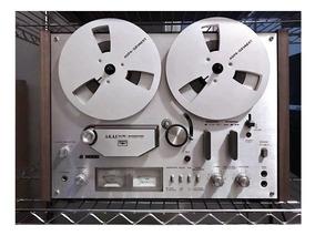 Tape Deck De Rolo Akai Gx-4000d Revisado