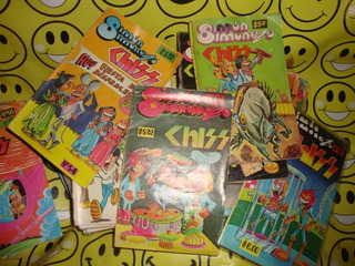 Simon Simonazo Cientos De Numeros Precio Por Comic