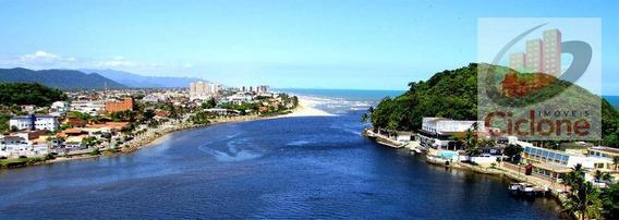 Terreno Residencial À Venda, Verde Mar Sítios E Chácaras, Itanhaém. - Te0052