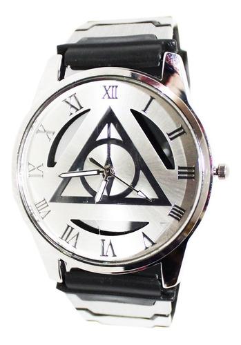 Harry Potter Reliquias De La Muerte.  Reloj Pulsera Deluxe