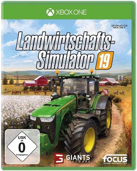 Farming Simulator 19 Xbox One Mídia Digital + 1 Jogo Grátis