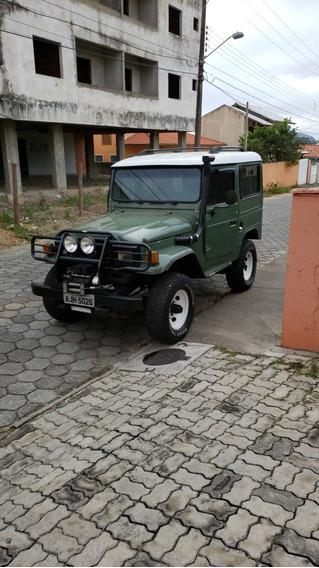 Bandeirante Toyota,, Jipe Curto, 5marcha, Motor 14 Turbo, Ar