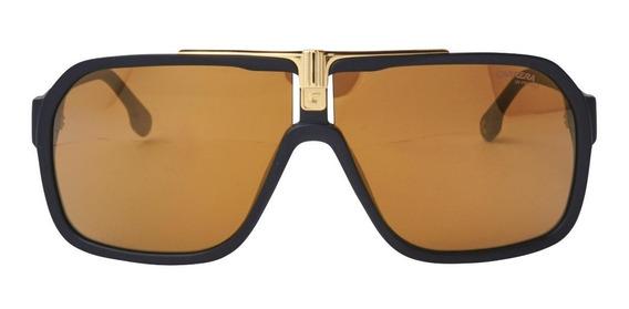 Lentes Gafas De Sol Carrera Ca1014 Adorno Central Letra C