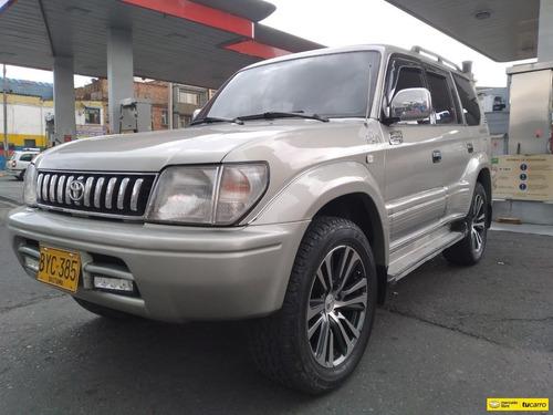 Toyota Prado Vxa 3.4