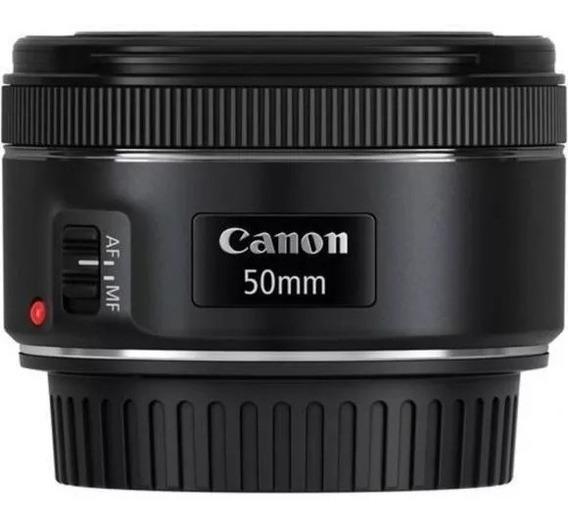Lente Canon 50mm 1.8 Original
