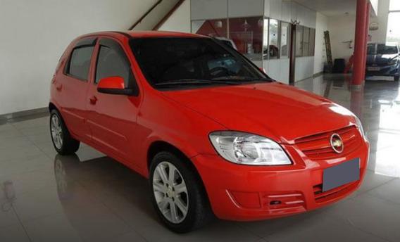 Chevrolet Celta Cor Vermelho 1.0 Mpfi Spirit 8v Flex 4p M