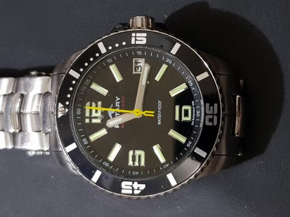 Reloj Diver Rotary Aquaspeed Acero