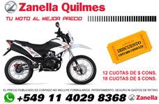 Zanella Zr 150 Enduro 0km Entrega Inmediata Zanella Quilmes