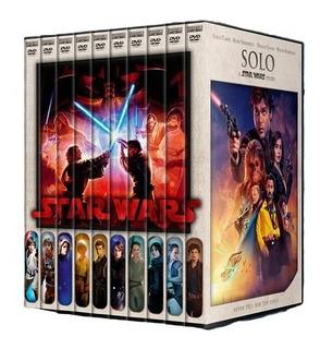 Star Wars Colección Películas+ Regalo Star Wars: Episodio Ix