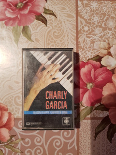 Cassette Charly Garcia Año 1990