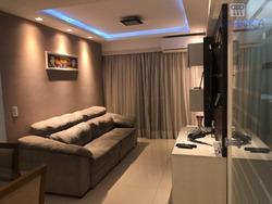 Apartamento Residencial Para Locação, Campo Grande, Rio De Janeiro. - Ap0737