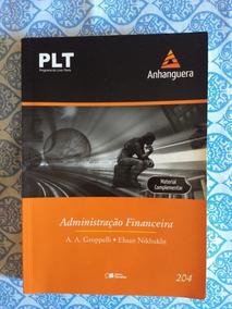 Plt 204 - Administração Financeira - Adm
