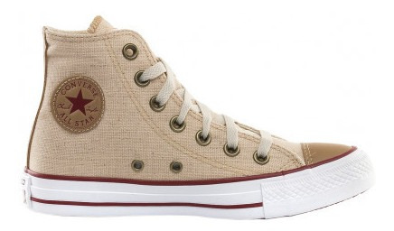 Zapatillas Converse Chuck Taylor All Star Linen Hi Newsport