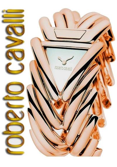 Roberto Cavalli Relogio Feminino Spike Gold R7253172645
