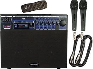 Vocopro Dvd-soundman Basic Home Karaoke Sistema ©