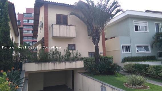 Casa Em Condomínio Para Venda Em São Paulo, Morumbi, 4 Dormitórios, 4 Suítes, 5 Banheiros, 4 Vagas - 1604_2-229084