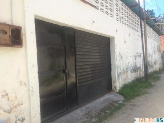 Alquilo Galpón Industrial En El Castaño Maracay De 180 Metro