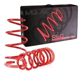 Molas Red Coil Esportiva Gol G2 G3 1.0 Gol G4 Rc-915