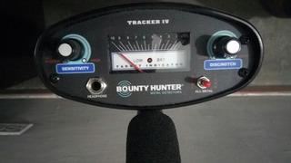 Detector De Metal, Oro, Hierro Y Plata Bounty Hunter Iv