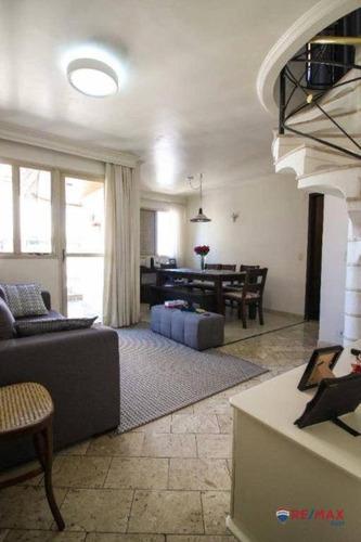 Cobertura Duplex - Vila Mangalot - Co1515