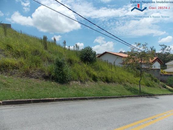 Terreno Residencial À Venda, Reserva Vale Verde, Cotia. - Te0048
