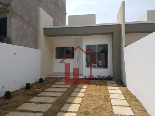 Imagem 1 de 16 de Casa Linear À Venda Em Barra Do Piraí/rj - C1758